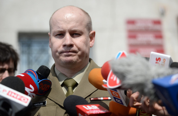 Naczelna Prokuratura Wojskowa jest zaskoczona zarzutami rosyjskich śledczych
