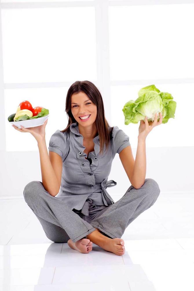 kako smrsati 6 kg za mesec dana