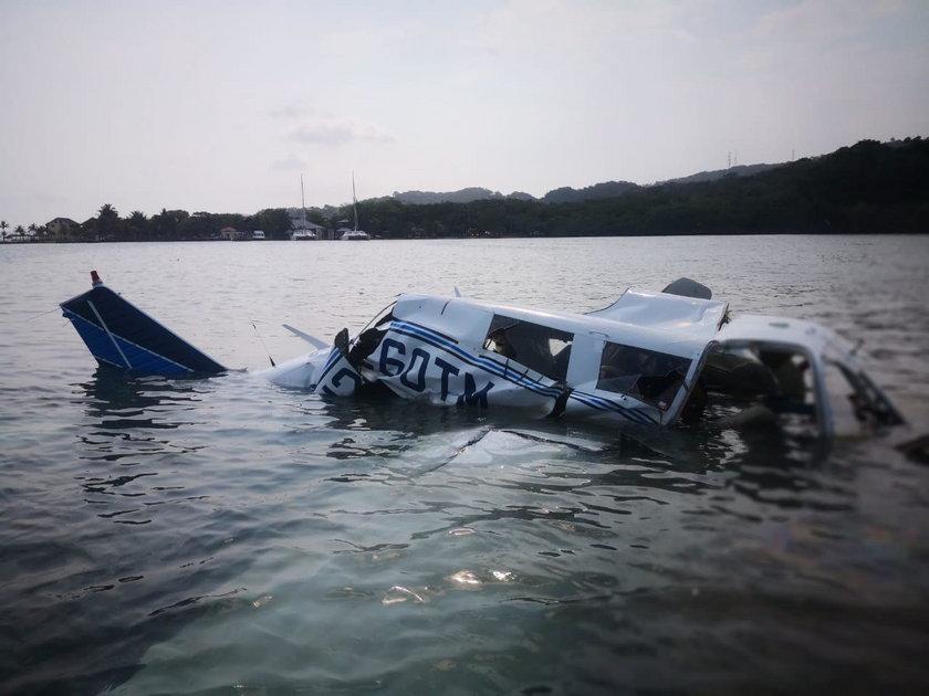 Tragiczny wypadek u wschodnich wybrzeży Hondurasu