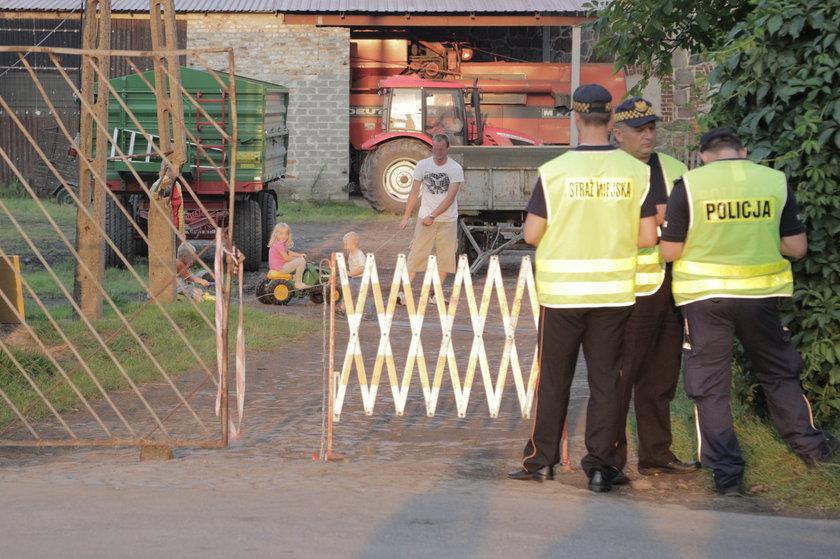7 osób zginęło w szambie
