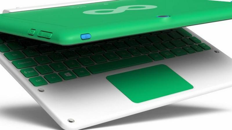 Infinity One: nowy laptop dla państw Trzeciego Świata