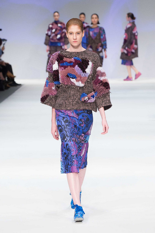 Projekt: Pat Guzik; Redress Asia Eco Chic Design Award