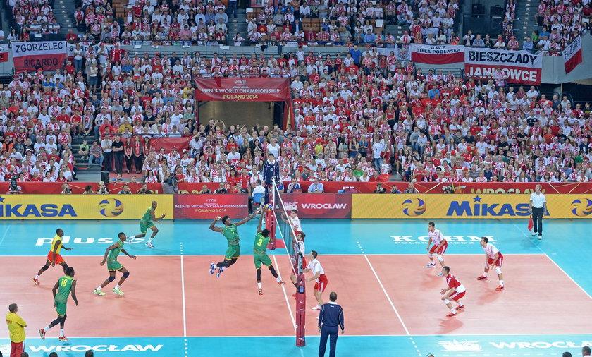 Polska vs Kamerun