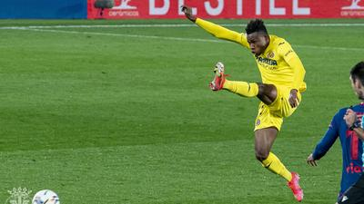 Nigerian Footballers Abroad: Francis Uzoho has a fantastic showing, Samuel Chukwueze gets Man of the Match against Atletico Madrid, Samuel Kalu scores in France