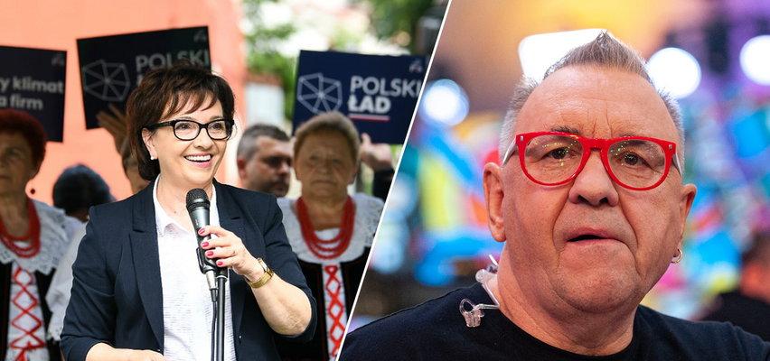 Owsiak odpowiada Witek: Wara od tego! Mocny komentarz szefa WOŚP