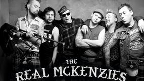 The Real McKenzies w Warszawie