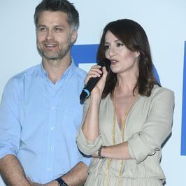 Maja Ostaszewska, Maciej Zakościelny, Adam Woronowicz w nowym serialu TVN