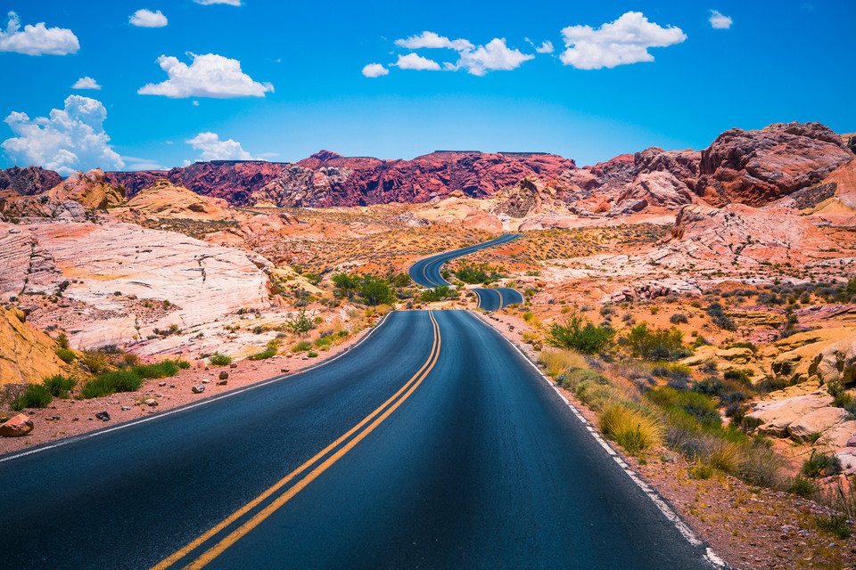 Valley of Fire – Newada, USA