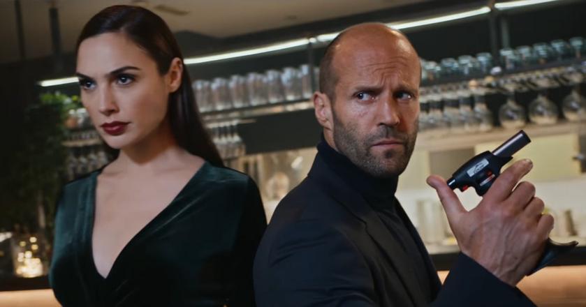 Jason Statham i Gal Gadot w reklamie firmy Wix