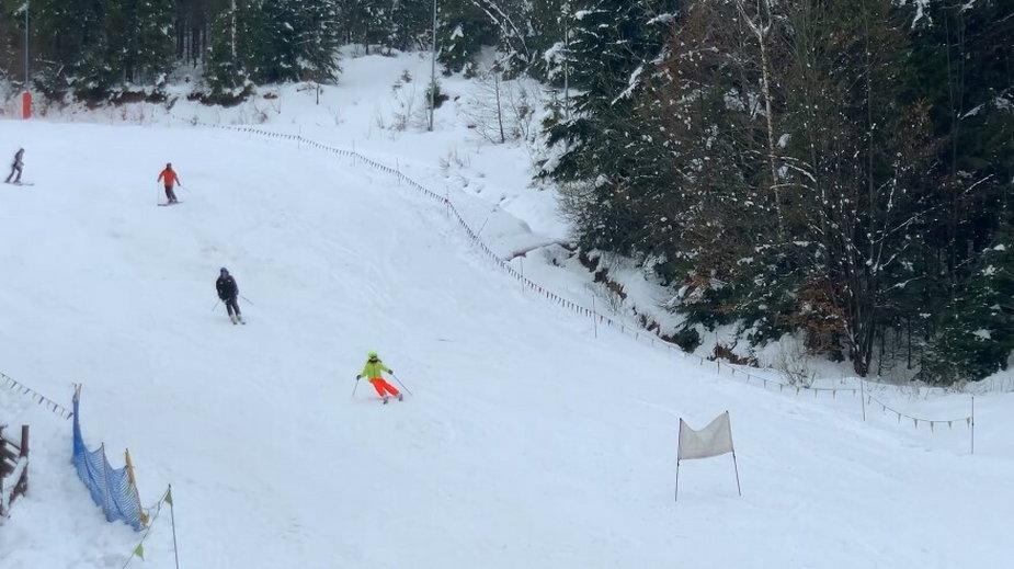 Stacja narciarska Ostoja Koninki wznowiła działalność