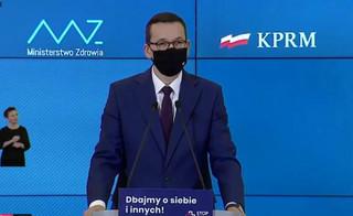Sejm abdykował w tarczy. Rada Ministrów przyzna pomoc finansową komu chce i kiedy chce