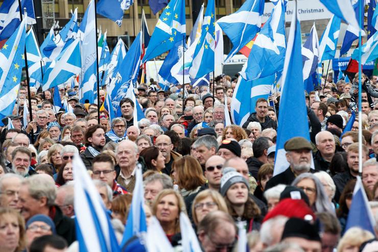 JAZ SVE DUBLJI?! Škotska nikad nije bila bliža nezavisnosti!