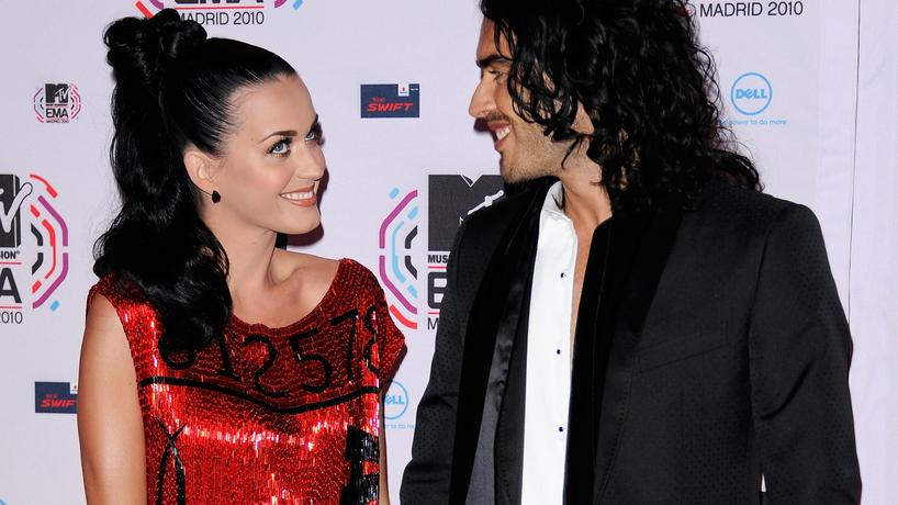 Katy Perry i Russell Brand