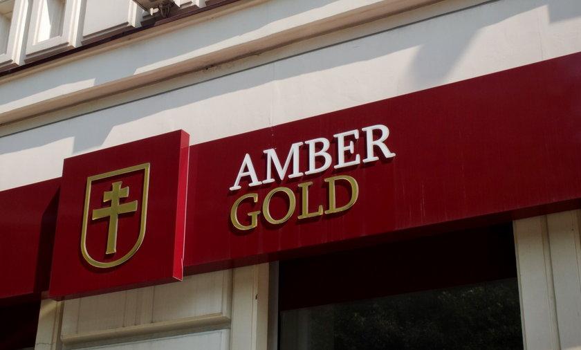 Biuro Amber Gold zamknięte