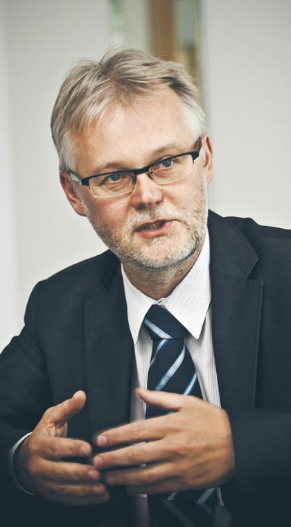 Tadeusz Jędrzejczyk, były prezes NFZ, obecnie dyrektor Departamentu Zdrowia Urzędu Marszałkowskiego Województwa Pomorskiego  fot. Wojtek Górski