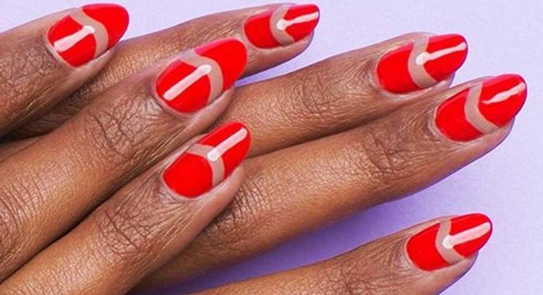 How to dry nail polish fast (Byrdie)