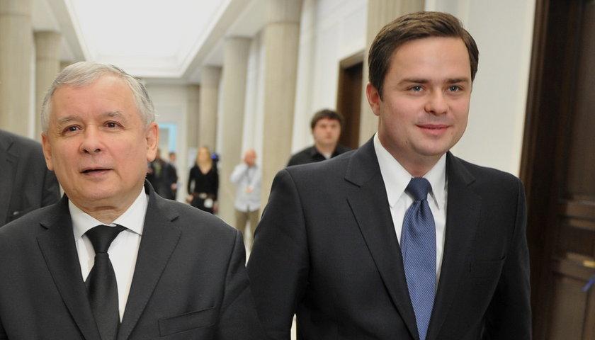 Kaczyński i Hofman