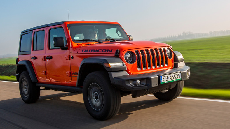 Testy | Jeep Wrangler Unlimited 2.2 CRD Rubicon