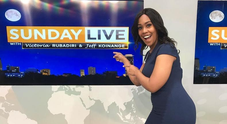 Citizen TVs Victoria Rubadiri shares little known details about being a single young mother