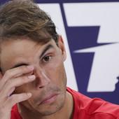 """""""OVA PSIHOZA, OVAJ STRAH ĆE VALJDA PRESTATI!"""" Nadal iskreno o panici zbog KORONA VIRUSA, zašto mu se sviđa Kecmanović, onda zastao, pa krenuo o """"tužnom danu za tenis"""" zbog Maše!"""