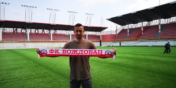 Nemanja Nikolić ponovo u FK Voždovac