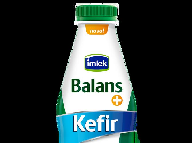 Novo iz Imleka: Balans+ kefir, napitak dugovečnosti koji jača imunitet