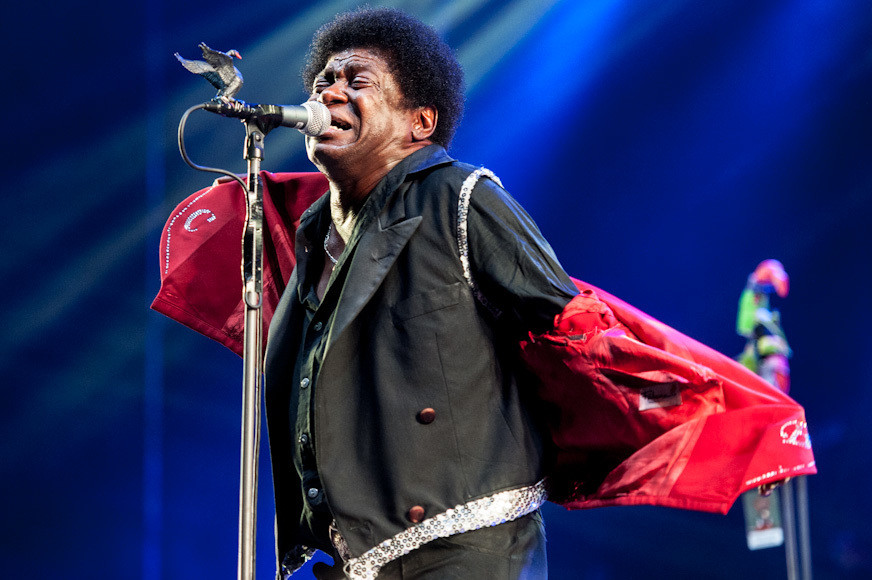 OFF Festival 2012: Charles Bradley and His Extraoridinaire