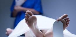 Skandal w szpitalu! Ochroniarz ohydnie znieważał zwłoki