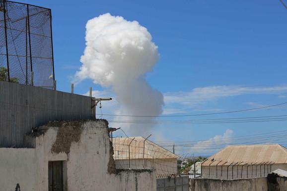 Eksplozija u Mogadišu