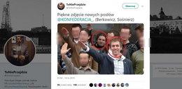 """Wyciągnęli politykowi kompromitujące zdjęcie. """"To wygłupy"""""""