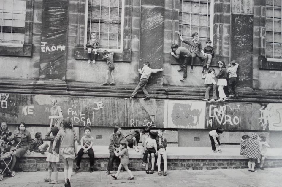 Black-E Art Centre, Liverpool, 1973 r.