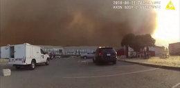 Dramatyczne nagranie z akcji ratunkowej. To był koszmar!
