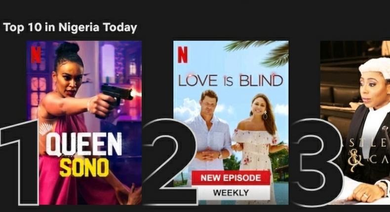 Netflix has added a new Top 10 list to its platform (Netflix)