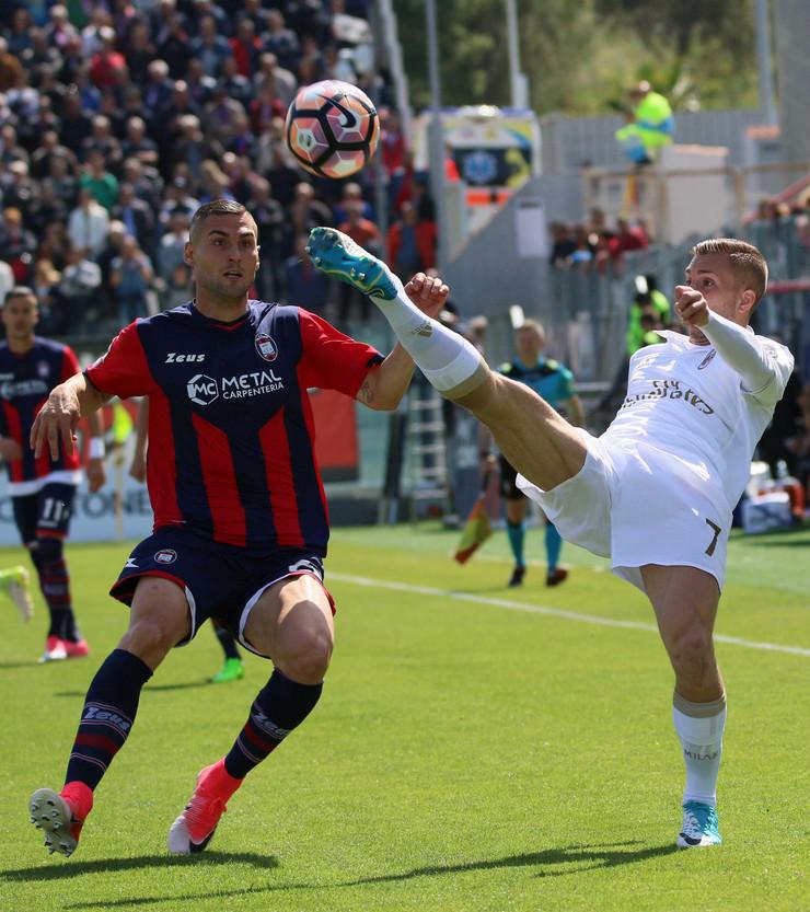 FK Krotone, FK Milan