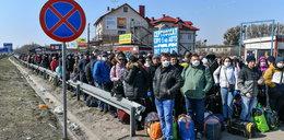 Koszmar na przejściu w Dorohusku. Ukraińcy próbują zdążyć przed zamknięciem granic