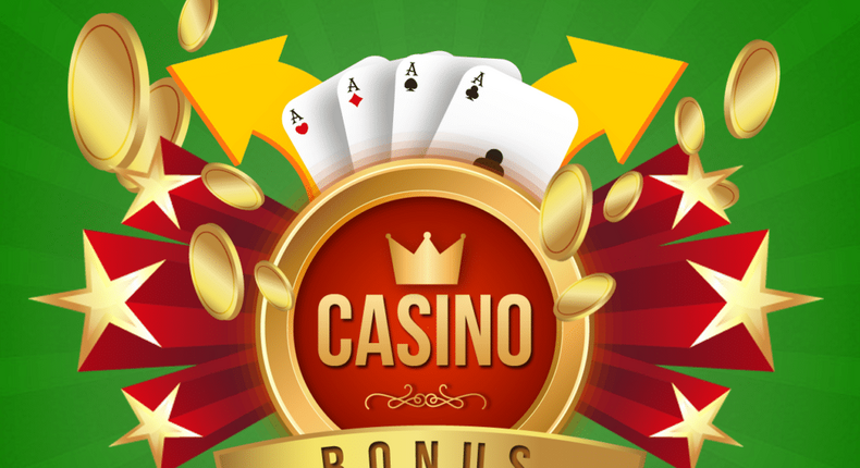 The casino bonuses that you will most likely have access to