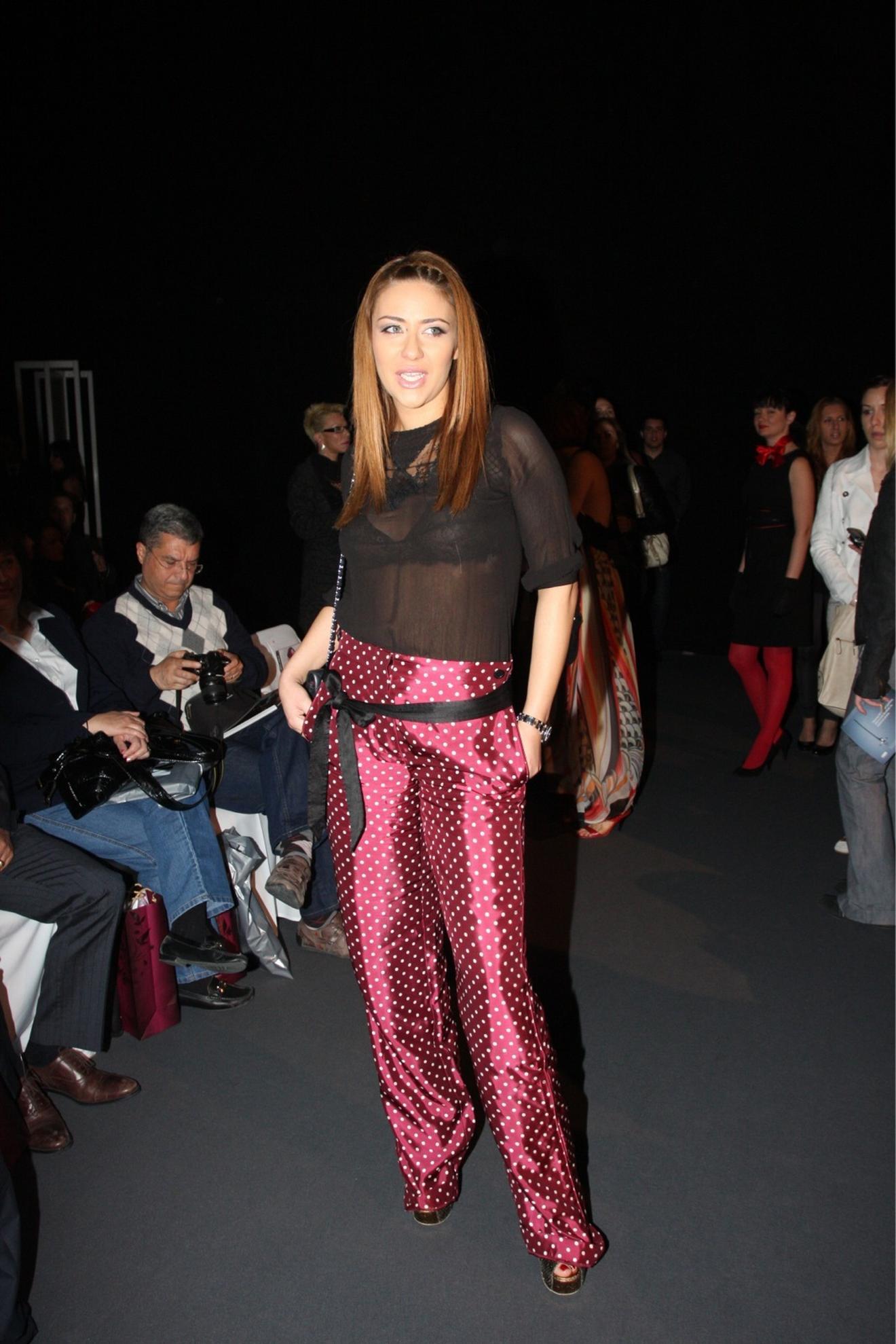 Ana Nikolić 2009. godine