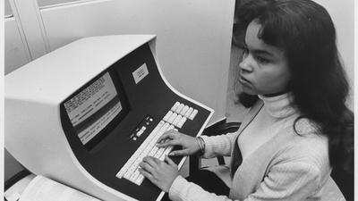 Throwback Thursday: Computer used to be someone's job title before it became a device