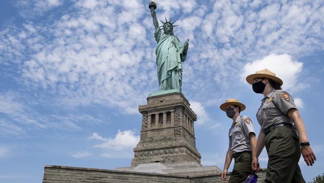Njujork je teško pogođen pandemijom