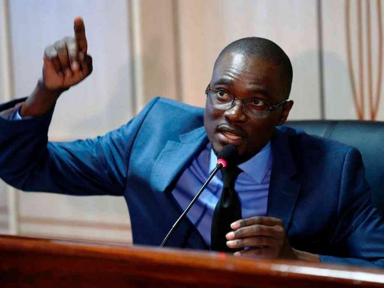 Kimilili MP Didmus Barasa