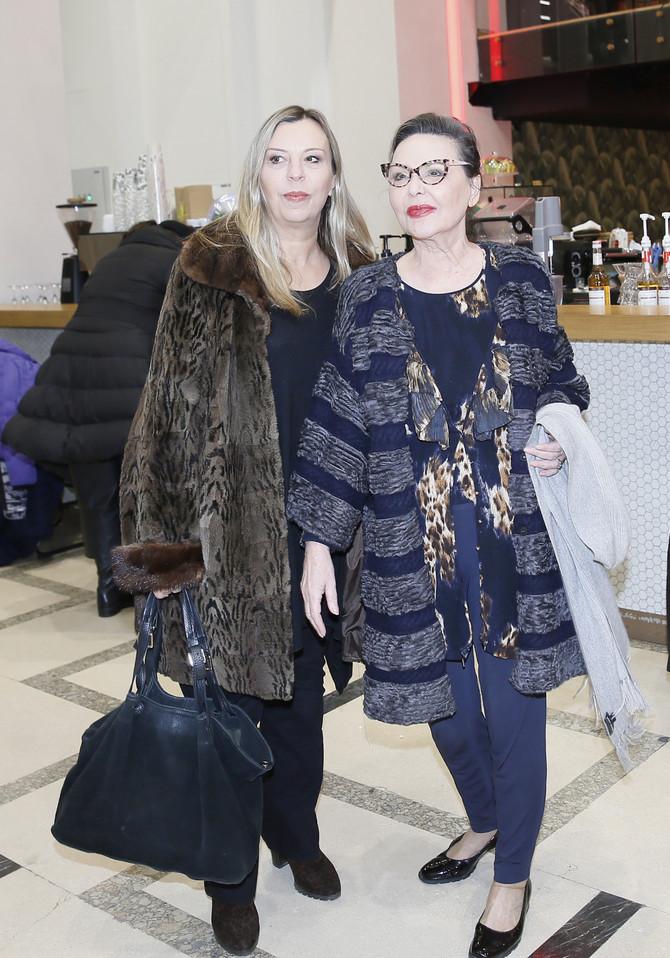 Tanja Peternek Aleksić i Madlena Cepter