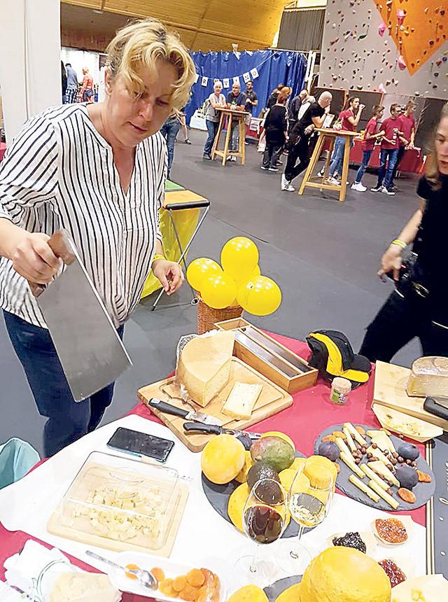 Mirijana Cikić napustila je posao profesor engleskog i posvetila se proizvodnji sira
