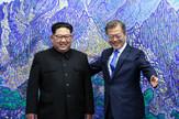 Samit, Kim Džong Un. Mun Džae In, Severna Koreja, Južna Koreja