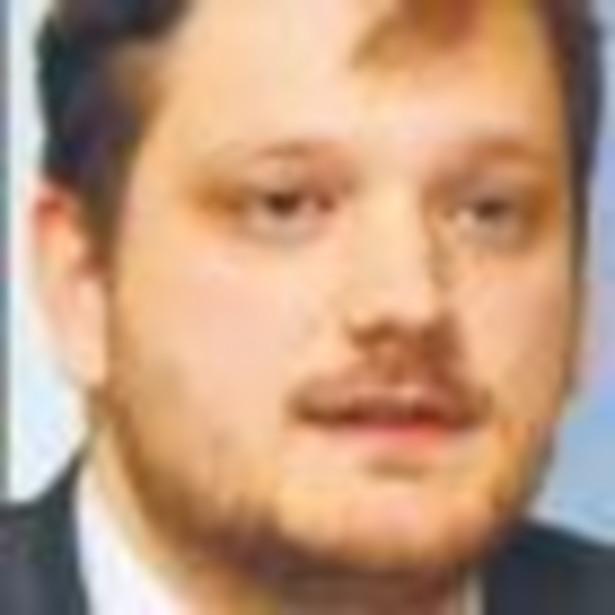 Ignacy Morawski, ekonomista Polskiego Banku Przedsiębiorczości SA