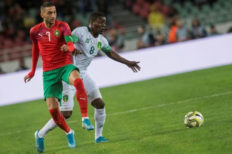 Ziyech was slated by many to become a Dutch international but he said his heart ruled he should play for the country of his parents birth Morocco