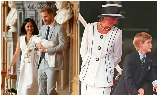 Princ Hari kao otac, i kao sin