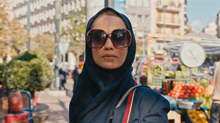 """Kadr z serialu """"Tehran"""""""