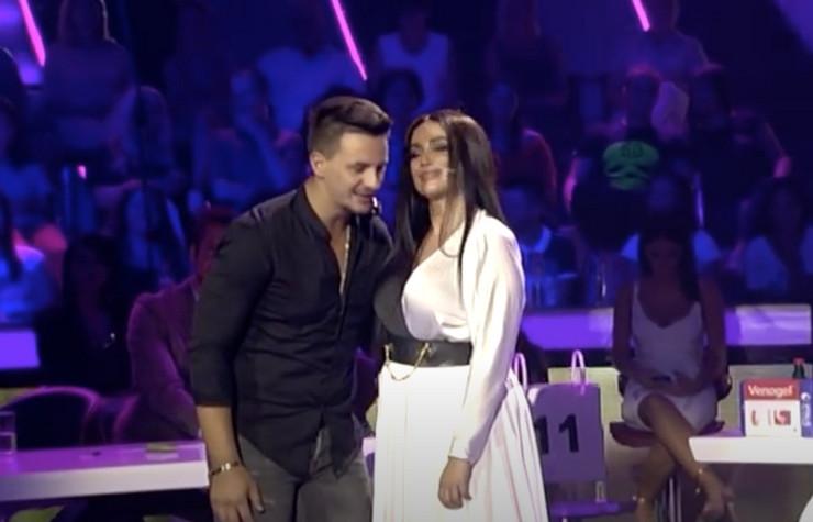 Emir Đulović i Andreana Čekić