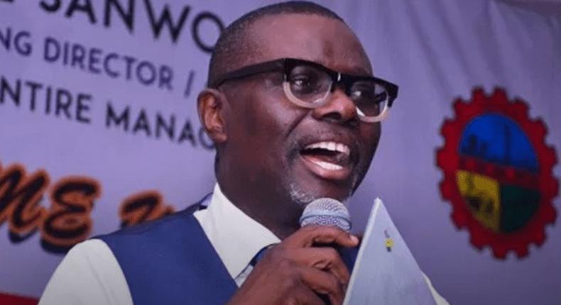 Jide Sanwo-Olu - Lagos governorship aspirant