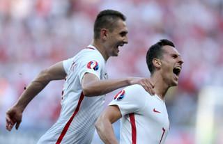 ME 2016: Polska - Irlandia Północna 1:0